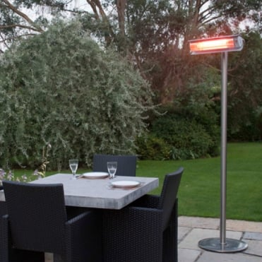 Ultra 1500W Infrared Free-Standing Patio Heater