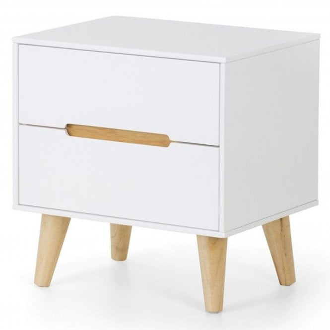 Image of Alicia 2 Drawer Bedside Unit