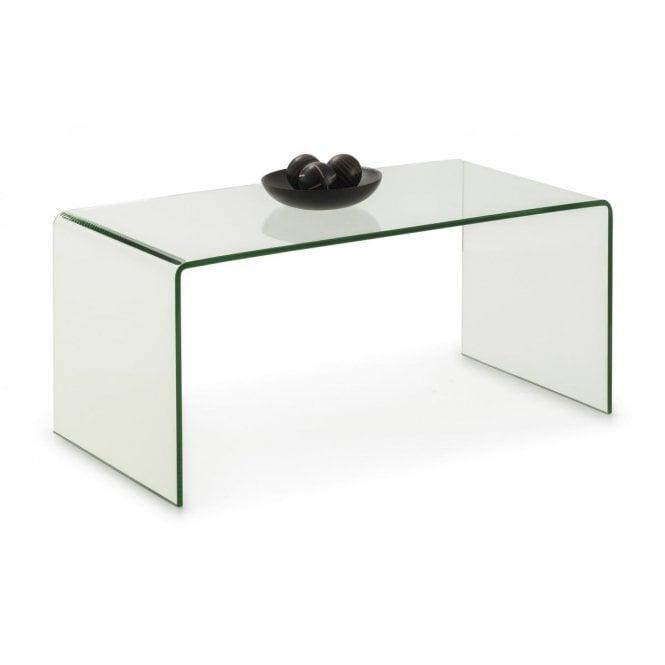Image of Amalfi Bent Glass Coffee Table
