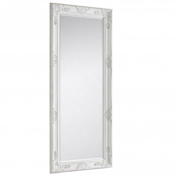 Image of Palais White Dress Mirror