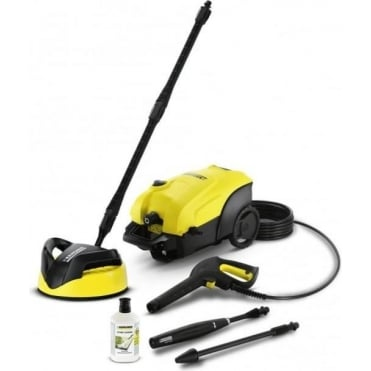 K4 Compact Home Pressure Washer