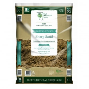 Bulk Bag RHS Horticultural Sharp Sand