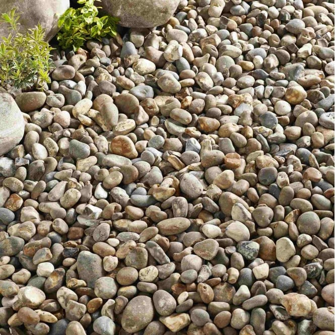Kelkay Bulk Bag River Washed Pebbles