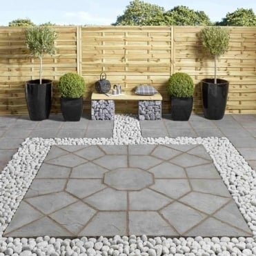 Minster Octagon Kit - 2.3m