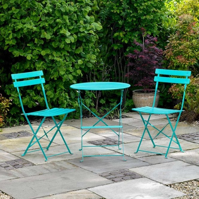 Kingfisher Metal Bistro Set