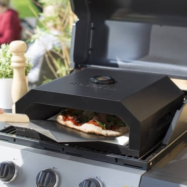 BBQ Firebox Black Edition