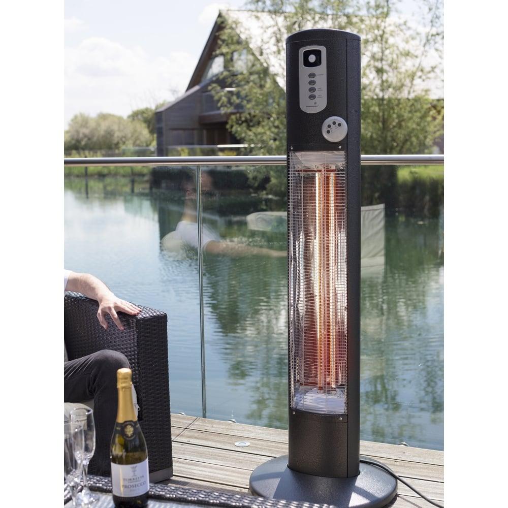 La Hacienda Helios Warmwatcher Electric Heater Gardenstreet