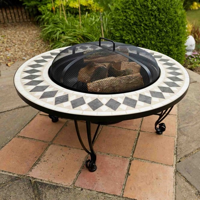 LeisureGrow Casablanca Firepit