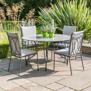 Constantine 4 Seater Dining Set