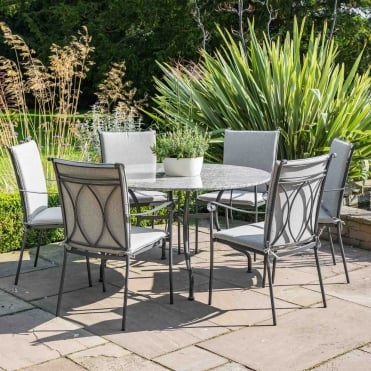 Constantine 6 Seater Dining Set
