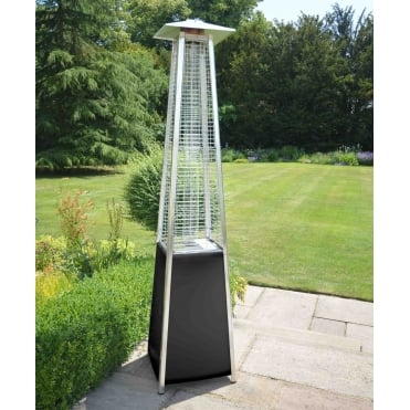 Dante Pyramid Flame Patio Heater