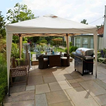 Hamilton Pop-Up Gazebo 3m
