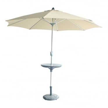 Parasol Butler Table