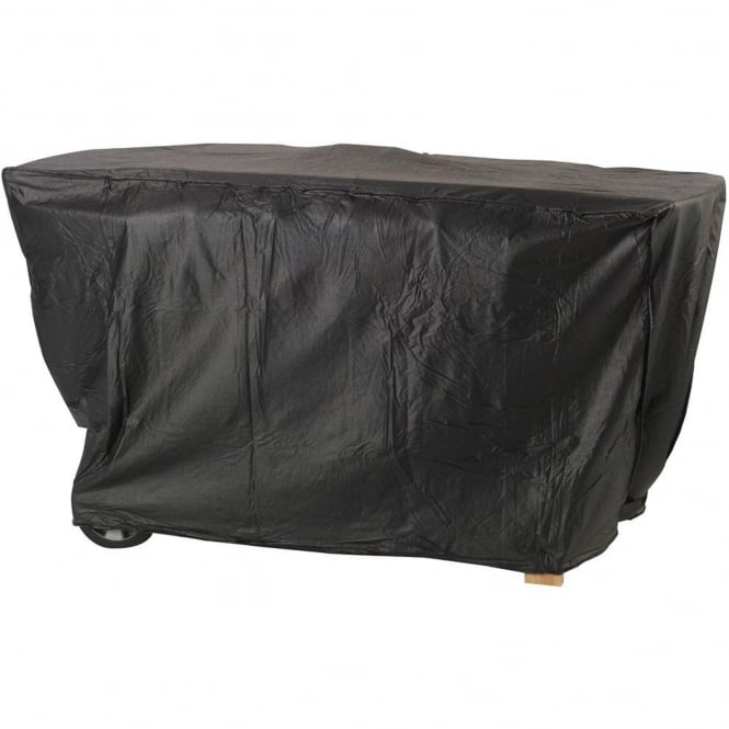 Lifestyle 4 Burner Flat Bed BBQ Cover