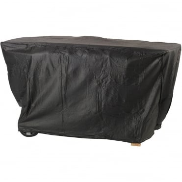 4 Burner Flat Bed BBQ Cover