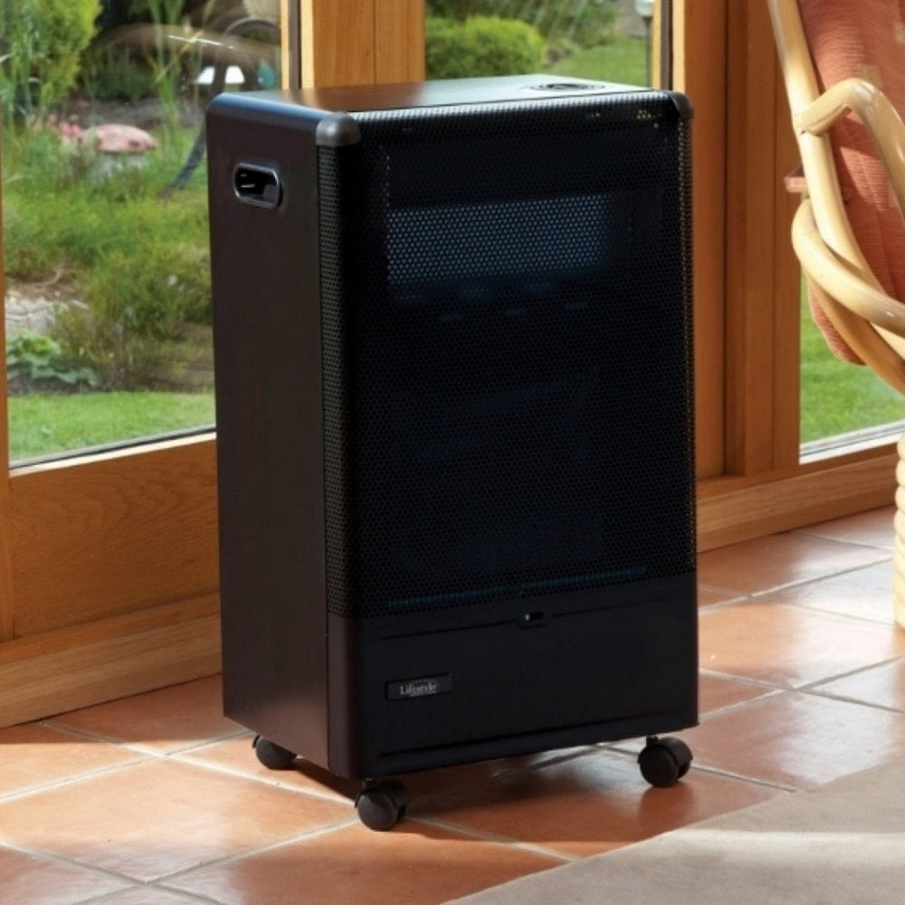 Blue Flame Kitchen: Lifestyle Blue Flame 4.2kW Cabinet Heater
