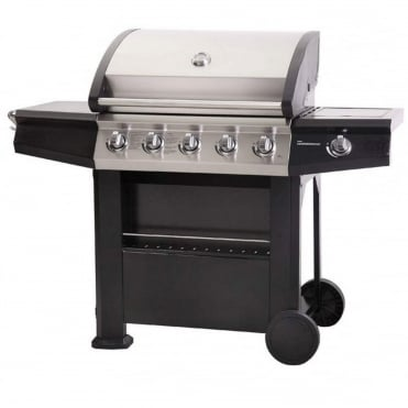 Dominica 5 Burner Gas BBQ