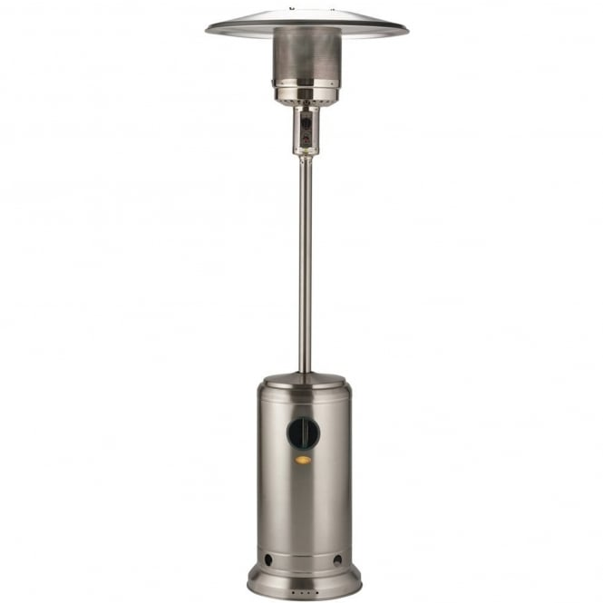 Lifestyle Edelweiss Stainless Steel 13kW Gas Patio Heater