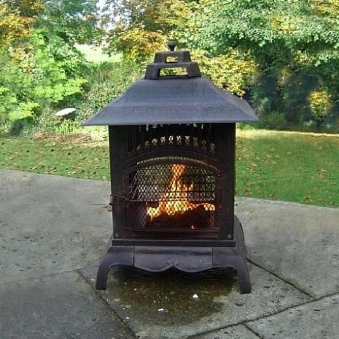 Lifestyle Harlin Firepit