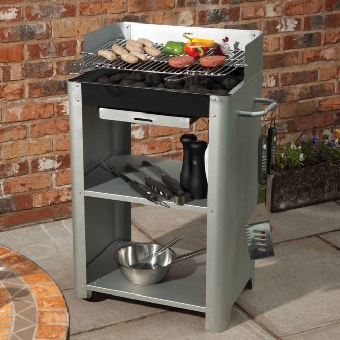 Lifestyle Ibiza Deluxe Charcoal BBQ