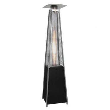 Kamari Black Flame Heater