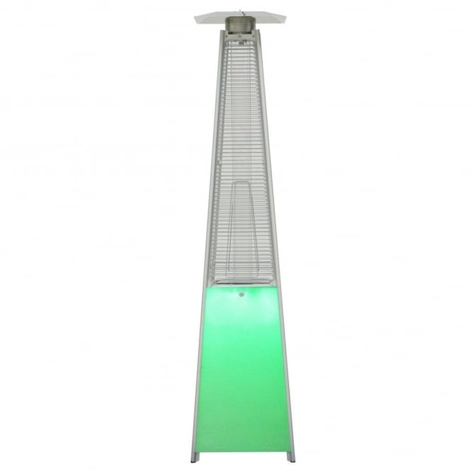 Lifestyle Tahiti LED Flame 13kW Gas Patio Heater