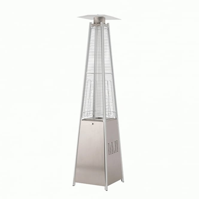 Lifestyle Tahiti Stainless Steel 13kW Gas Patio Heater