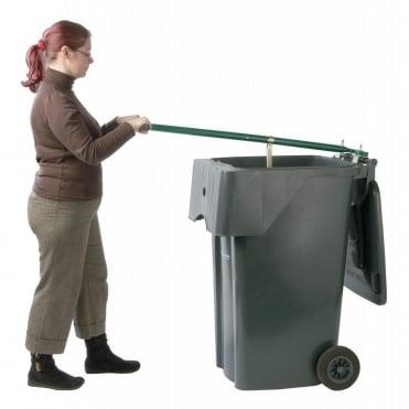 Wheelie-Mate Waste Compactor