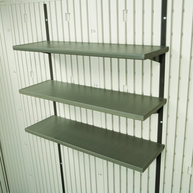 Lifetime Shelves - Pack of Three