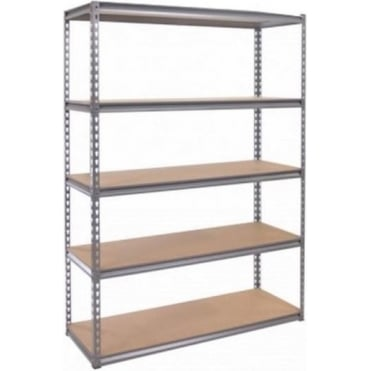 Extra Wide Elite 5 Tier Shelving Unit