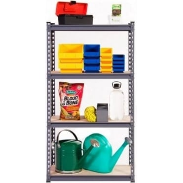 Heavy Duty 4 Tier Shelving Unit