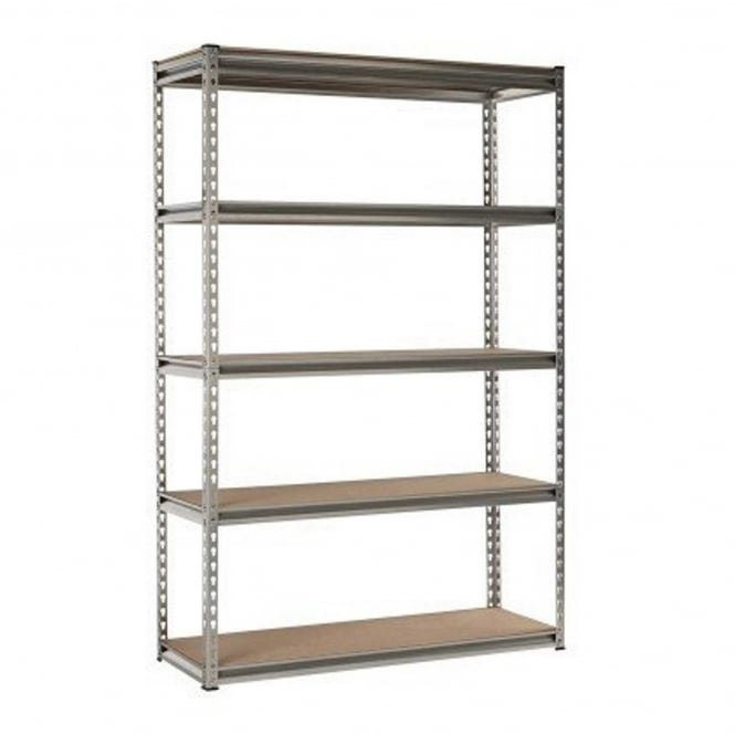 Lotus Heavy Duty 5 Tier Shelving Unit