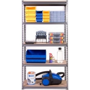 Heavy Duty Elite 5 Tier Shelving Unit
