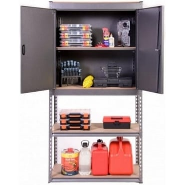 Heavy Duty Half Cupboard Storage Unit