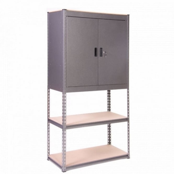 Lotus Heavy Duty Half Cupboard Storage Unit
