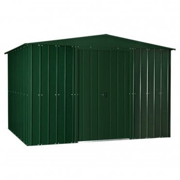 Metal Apex Shed 10X6