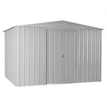 Metal Apex Shed 10X8