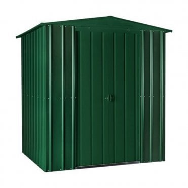 Metal Apex Shed 6X8