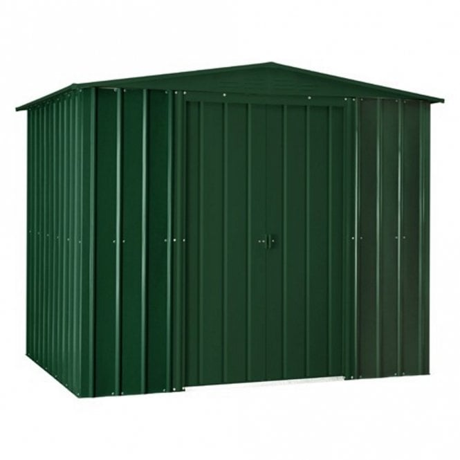 Lotus Metal Apex Shed 8X6