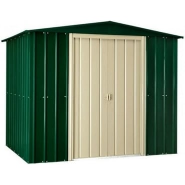 Metal Apex Shed 8X8