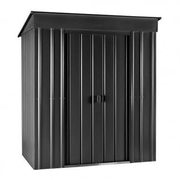 Metal Pent Shed 6X3