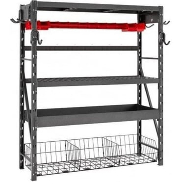 Nevada Combo Shelving Kit