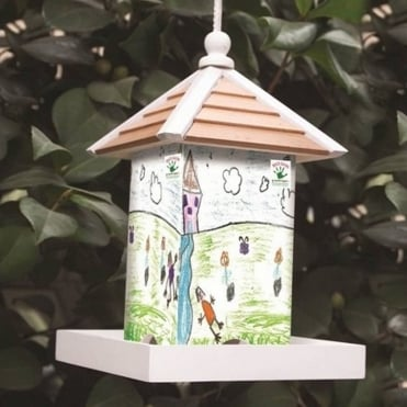 Magical Garden Bird Feeder