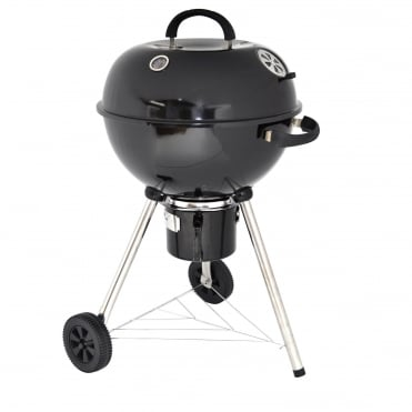 57cm Deluxe Kettle Charcoal BBQ
