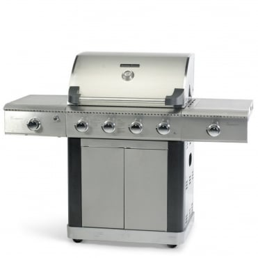 Platinum 600 Deluxe 4 Burner Gas BBQ