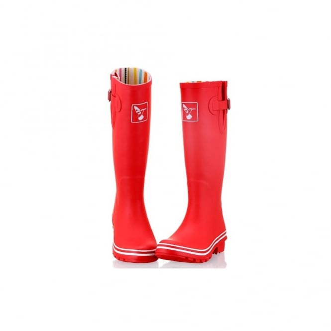 Evercreatures Matt Red Wellies