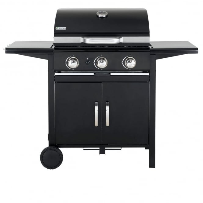 Tepro Mayfield 3 Burner Gas BBQ