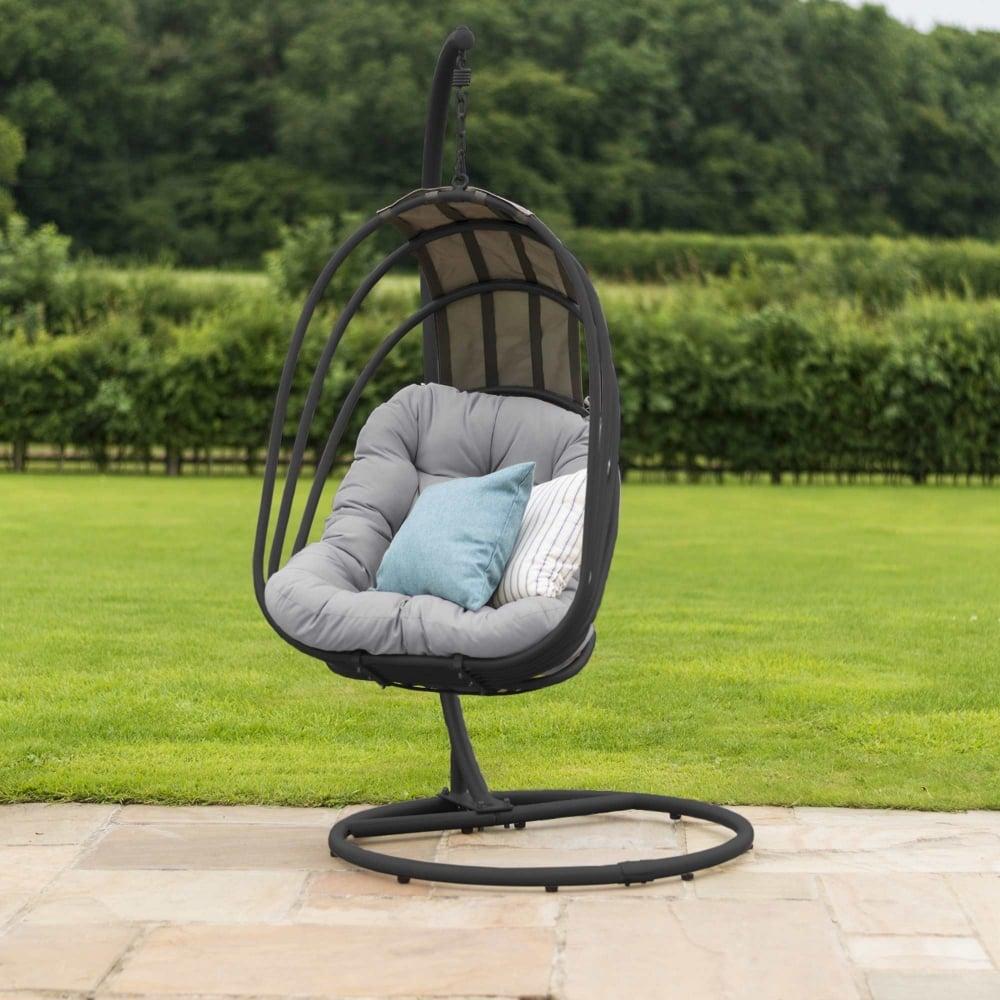 Charmant Amalfi Metal Hanging Chair