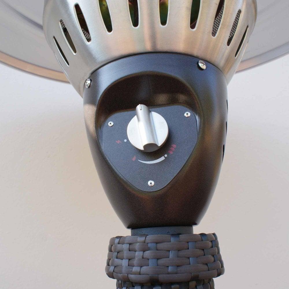 Cikuso 10 x 400mm Wood Cutting Spiral Flute Metal Auger Drill Bit