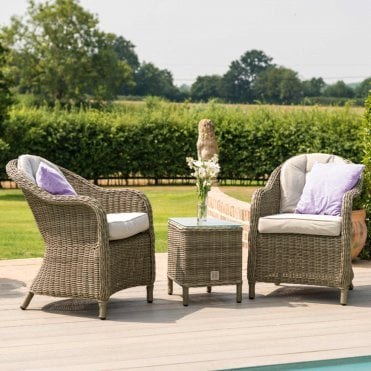 Winchester 3 Piece Lounge Set